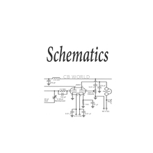 SCHPRO510XL - Uniden Schematics For Pro510Xl