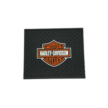 0241002 - Harley Davidson Rubber Utility & Vehicle Mat