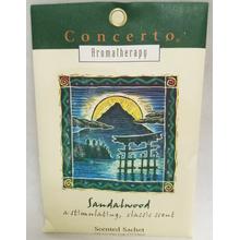 0307420 - Sandalwood Aromatherapy Sachet