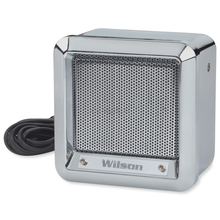 "305600 - Wilson 5"" Heavy Duty Metal External Speaker with 22 Gauge Black Wire"