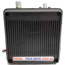 36026 - Diesel Talkback & Noise Blanker External Speaker