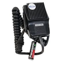 CB4PMX - Marmat 4 Pin Power Microphone to use with Midland Radios