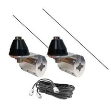Dual Antenna Kit with CB Antenna