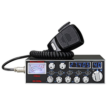 DX959B - Galaxy AM/SSB 40 Channel Deluxe CB Radio Blue LED