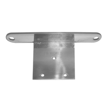 """PROCOMM - PCA35 1998- 2006 Jeep Aluminum Tail Light Mount With Dual 1/2"""" Holes"""