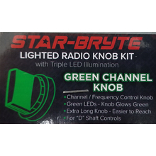 SRNK1X - Nitro Knob Channel Selectors (Multiple Color Options)