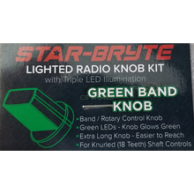 SRNK3X - Nitro Knob Band Switch (Multiple Color Options)
