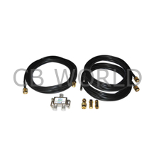 € ‹SRS3KIT - SHAKESPEARE - Signal Splitter Kit Connects Two Satellite Radio Receivers To One (SRA-25, SRA-40 OR SRA-50) Antenna