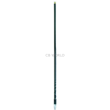 TM4-B - Firestik 4' 5/8 Wave 10 Meter Tunable Tip 900 Watt Black Antenna