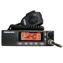 JOHNSON II - President CB Radio