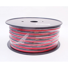 8RB1 - WORKMAN 100 FOOT SPOOL OF 8 GAUGE RED/BLACK DC ZIP WIRE
