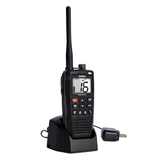 ATLANTIS275 - Uniden Atlantis 275 Handheld Two-Way VHF Marine Radio