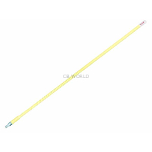 "KW4-Y - FIRESTIK ""ORIGINAL"" 4 FOOT NEON YELLOW CB ANTENNA"