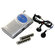 LCRH - Emergency AM/FM Radio with Headphones