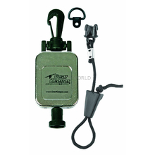 "MH9-C - Hammerhead Retractable Chrome Cb Microphone Keeper 23"" Cord"