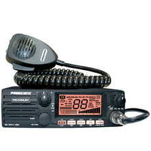 President Radios at CB World!