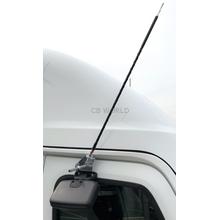PCA6502 - ProComm Dual Spot Mirror Antenna Swivel Mount & Bar Bracket