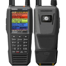 SDS100 - Uniden Digital Police Scanner handheld