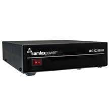 SEC1223BBM - Samlex 23 Amp Power Supply With Battery Backup Module