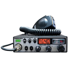 TAYLOR - President 12-24 VDC CB Radio With 7 Color Options