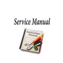 SMSC150B - SERVICE MANUAL FOR SC150B