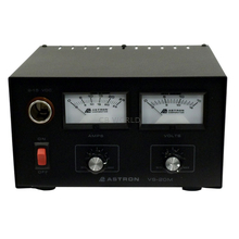 VS20M - ASTRON ADJUSTABLE 20 AMP V/A METERS