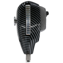 636L-CF - Astatic 4 Pin Noise Cancelling Microphone Carbon Fiber Finish