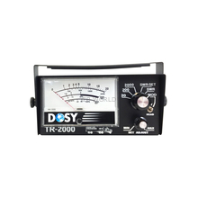 TR2000 - Dosy 2000 Watt Mobile SWR Meter Test Set