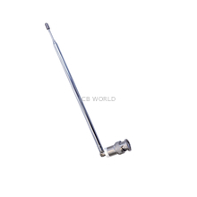 WEPA2 - Workman Metal Fold Over Telescoping Scanner Antenna