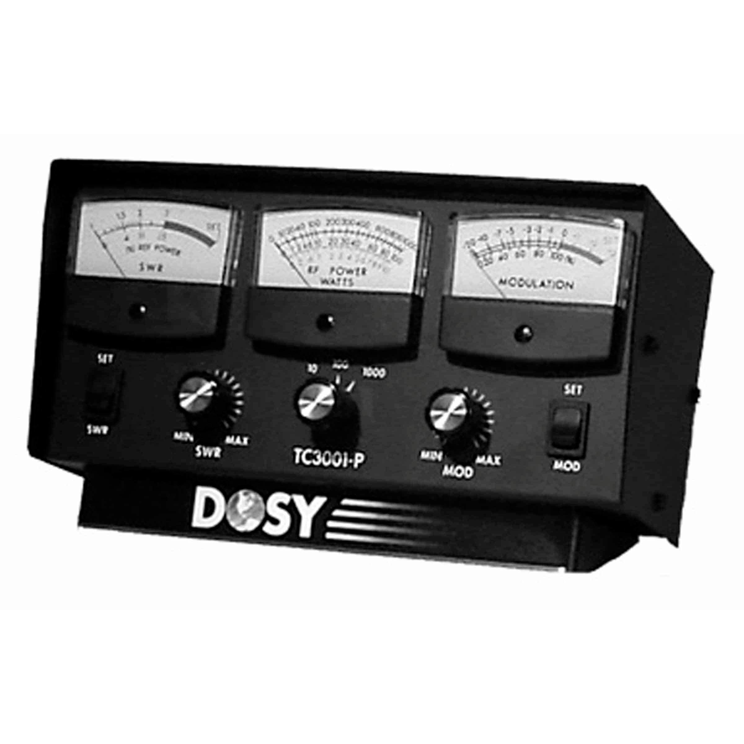 Watt Meter Price List: Dosy Inline SWR Watt Modulation Meter