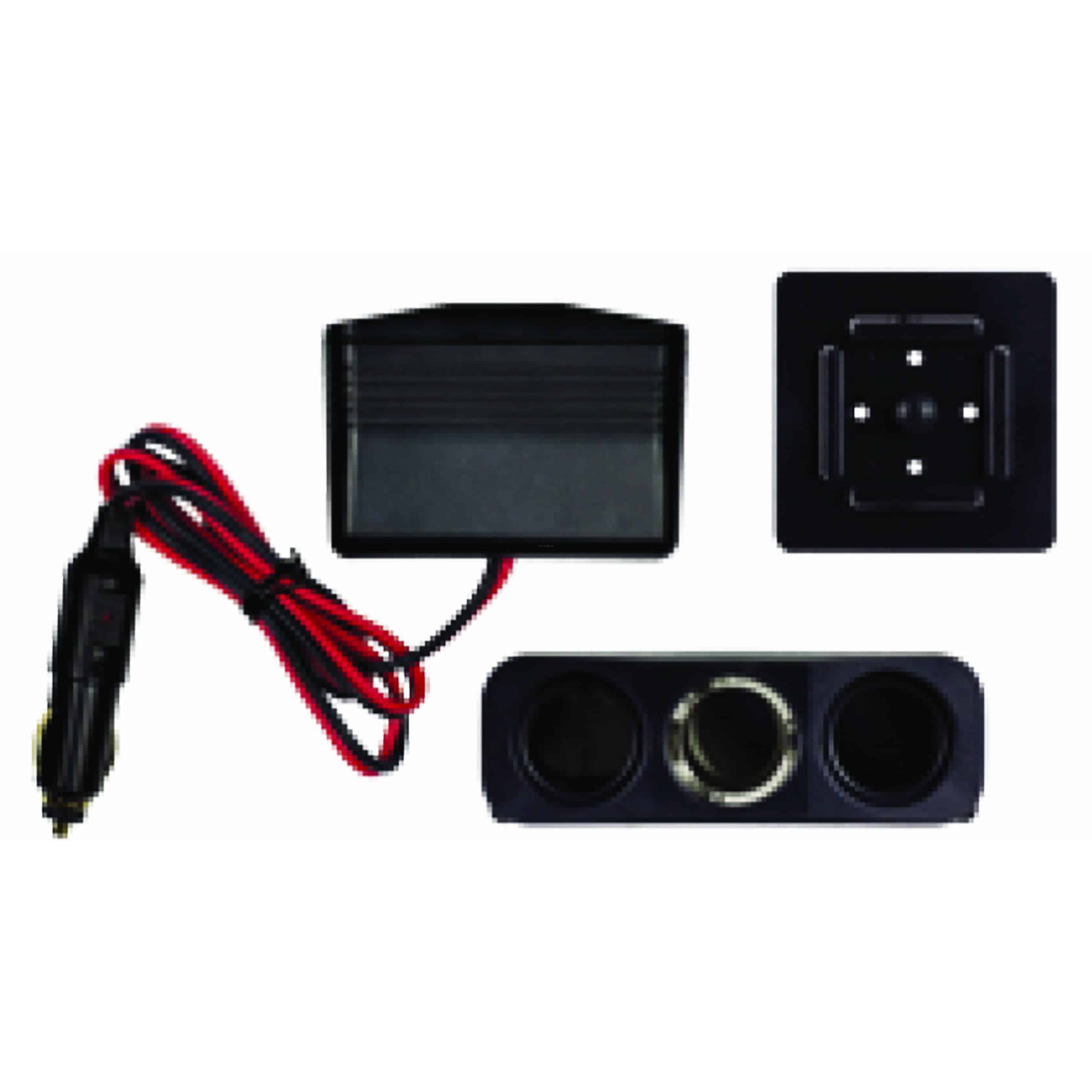 Ckpl50 Metra 12 Volt Under Dash Cigarette Plug Adapter Wiring A