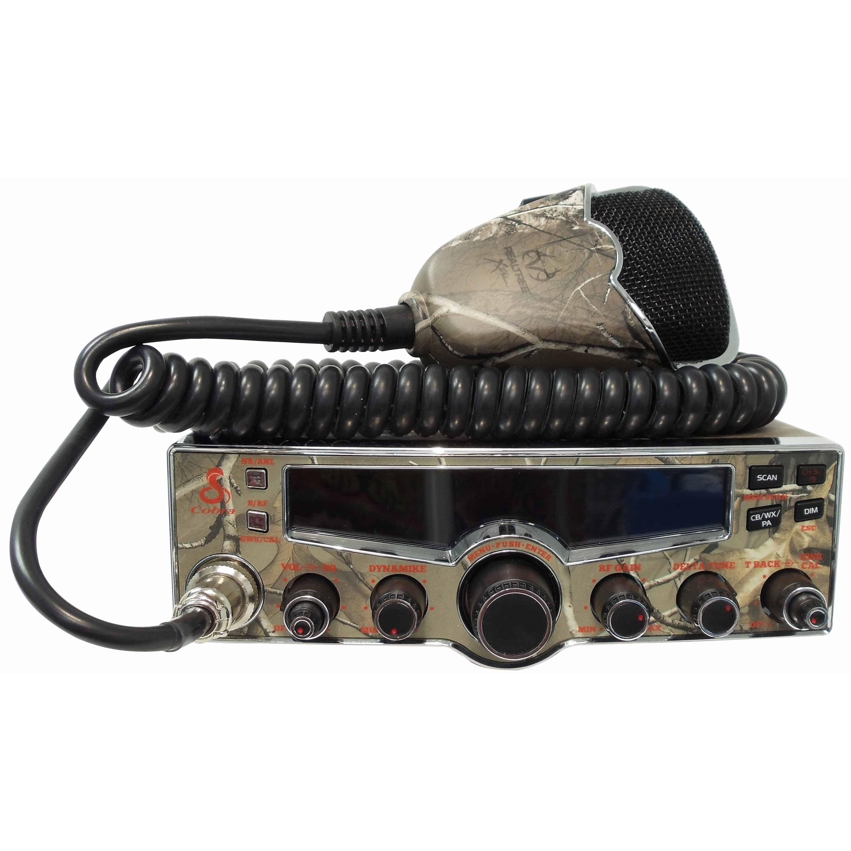 C29LXCAMO - Cobra Camo Design CB Radio