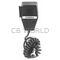 5620069001 - Cobra® 4 Pin Replacement Microphone with 6' Cord