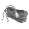 AUPPP18 - 18' Dual Lead Coax Cable