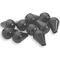 BALL2B - Black Whip Tip Q, Nmoq, Nlaq (10 Pack)
