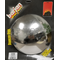 0488806 - Stainless Steel Front Hub Cap 6 Notch Carded