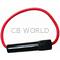 FH12 - Marmat 12 Gauge Bakelite Inline Fuse Holder (Packaged)