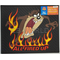 0241061 - Taz All Fired Up Rubber Utility & Vehicle Mat