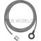 """K8R18 - Firestik 18' Coax w/PL259 &""""Fire-Ring"""" Connector"""