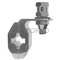 BRVHD750 - TWINPOINT HEAVY DUTY MIRROR MOUNT W/HEAVY DUTY SO239 STUD