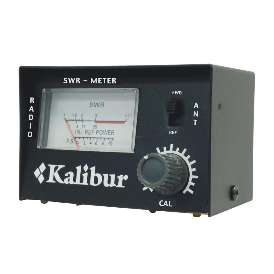 KSWR3 - Kalibur SWR Meter, No Jumper Cable